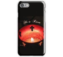 Easter ~ Cathedral of St. Augustine iPhone Case/Skin