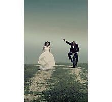 Malvine & Gints Photographic Print
