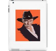 Lee Van Cleef iPad Case/Skin