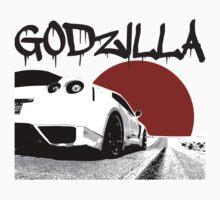 Nissan GTR Godzilla Japan by GKuzmanov