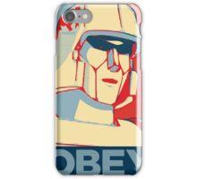 OBEY ! iPhone Case/Skin