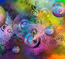 Happy Bubbling!!  by Desirée Glanville