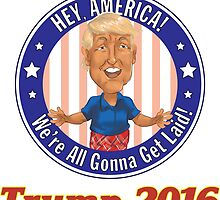 Trump 2016! by SidewalkBright