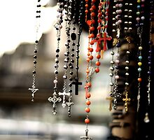 Camden Crucifixes. by Ruth Jones