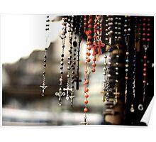 Camden Crucifixes. Poster