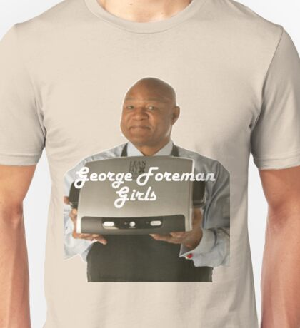 George Foreman Girls Unisex T-Shirt