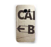 Cafe Bar Samsung Galaxy Case/Skin