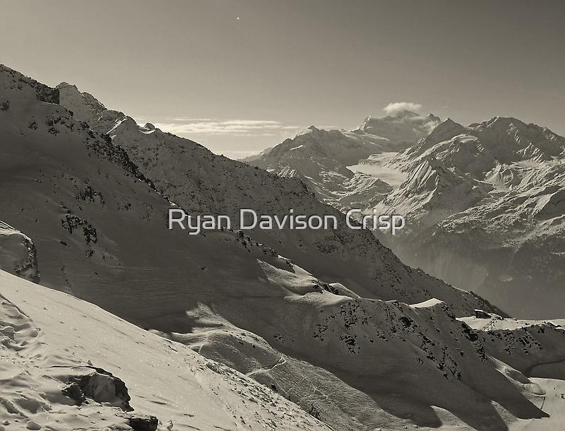 Around Every Corner, a Wondrous View Awaits by Ryan Davison Crisp