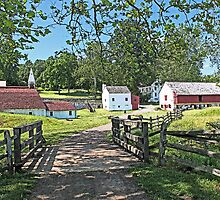 Hopewell Village by RobertSander