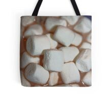 Marshmallow Mountain Tote Bag