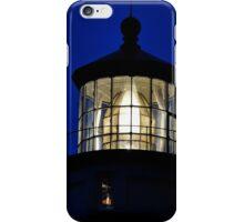 Heceta Hea Lighthouse - Lights On iPhone Case/Skin