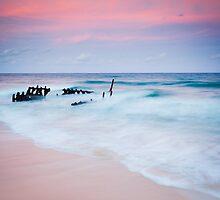 Sleepless Days (Dicky Beach, Queensland) by Matthew Stewart