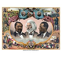 Heroes Of The Colored Race Photographic Print
