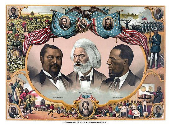 Heroes Of The Colored Race by warishellstore
