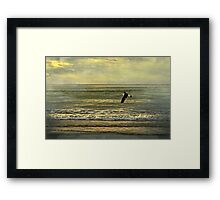 """""""What my eyes have seen ..."""" Framed Print"""