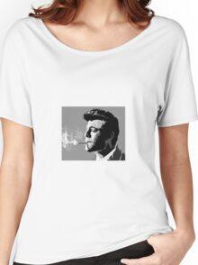 Marcello Mastroianni - la Dolce Vita Women's Relaxed Fit T-Shirt