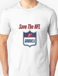 Fire Roger Goodell Unisex T-Shirt