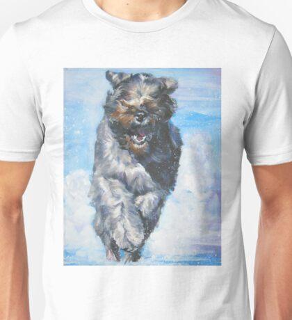 Bouvier Des Flandres Fine Art Painting Unisex T-Shirt