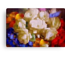 Bouquet of Flowers Canvas Print