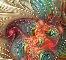 Cactus Cornucopia by abstractjoys