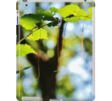 Summer Foliage iPad Case/Skin