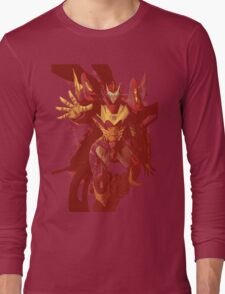 Rodimus in orange Long Sleeve T-Shirt
