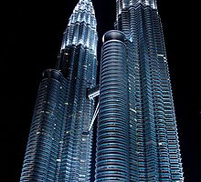 Twin Towers Variation by Gavin Poh