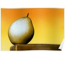 Pear of One Poster
