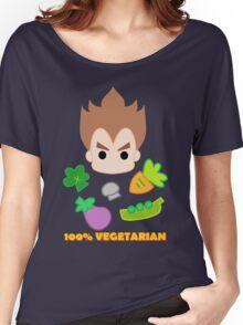 Vegeta - 100percent vegetarian Women's Relaxed Fit T-Shirt