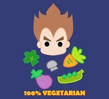 Vegeta - 100percent vegetarian Unisex T-Shirt