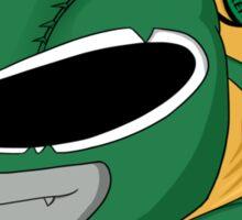 Green Ever Evolvin PokeRanger Sticker