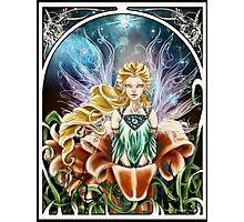 Art Nouveau: Fairy of the Night Photographic Print