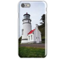 Heceta Head Lighthouse - The Compass iPhone Case/Skin