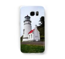Heceta Head Lighthouse - The Compass Samsung Galaxy Case/Skin