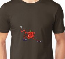 Horrible Red Fruit Unisex T-Shirt
