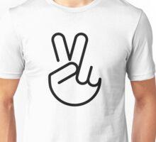 Vector peace Unisex T-Shirt