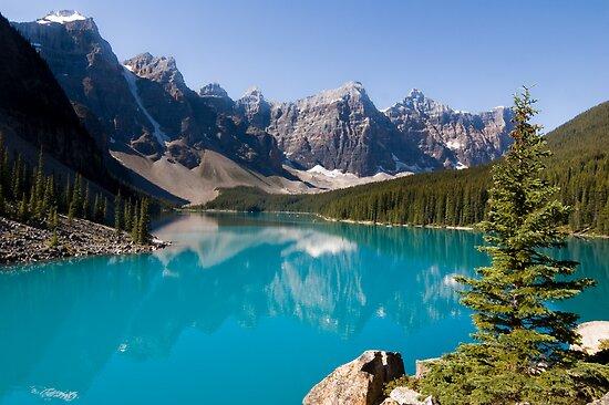 Quot Moraine Lake Banff National Park Canada Quot By Oscar