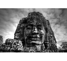 Bayon, Siem Reap, Cambodia Photographic Print