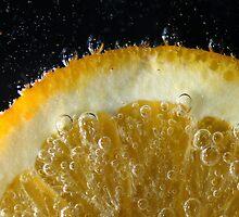 Orange by Hetty Mellink