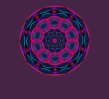 Psychedelic Circles Unisex T-Shirt