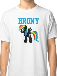 20% Cooler Brony Classic T-Shirt