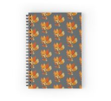 Tails Spiral Notebook