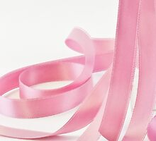 Pink Ribbon by Sandra Foster