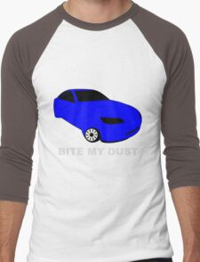 BITE MY DUST Men's Baseball ¾ T-Shirt