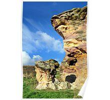Caiplie Rock Poster