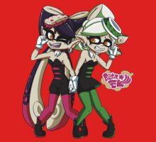 Squid Sisters One Piece - Short Sleeve
