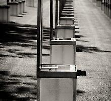 OKC Bombing Memorial by Sharlene Rens