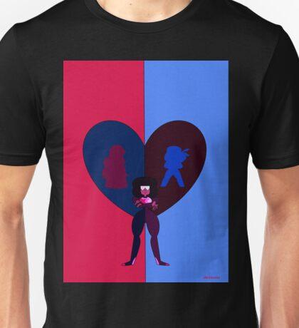 Steven Universe - Ruby, Sapphire, and Garnet Unisex T-Shirt
