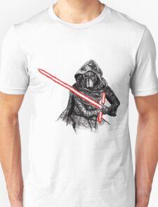 Star Wars Kylo Ren art T-Shirt