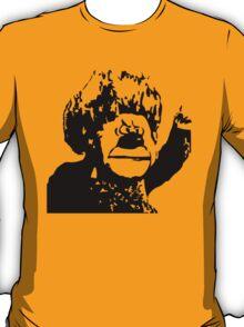 Christmas Heat Miser Stencil T-Shirt